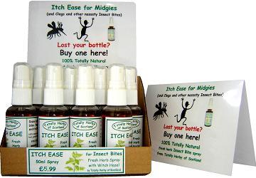 natural herbal sprays